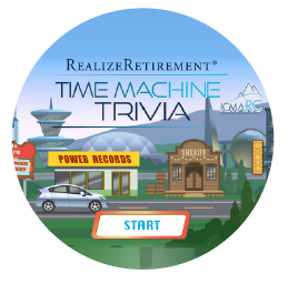 Play our Financial Trivia Game featured on the RealizeRetirement Tour